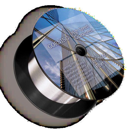 Corning ClearCurve OM2 OM3 OM4